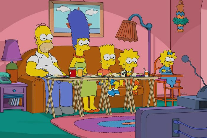 Simpsons Wouldn't Have Been Created If Matt Groeining Hadn't Been Afraid