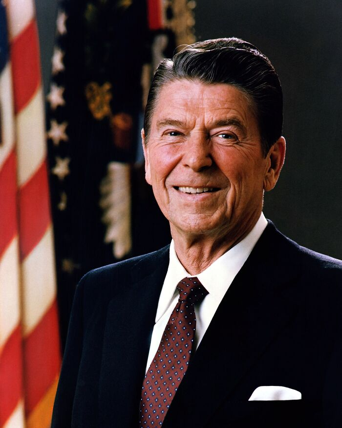 An Effort To Keep Ink Smearing On The Pages Of Newspapers In The Printing Press Room, It Set Off A Domino Effect That LED To Ronald Reagan Being Elected 40th President Of The United States