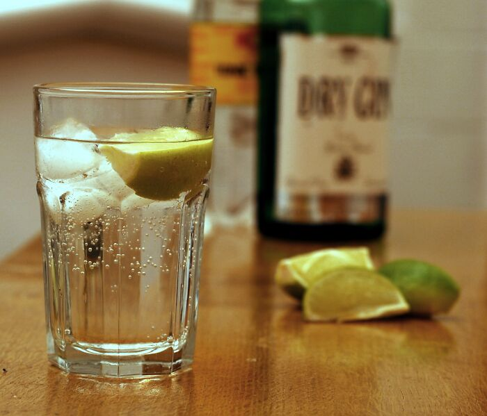 Malaria Responsable For The Creation Of Gin And Tonic