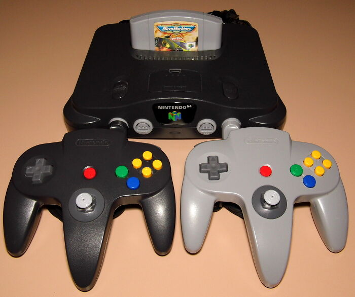 Your Nintendo 64 Almost Had Online Multiplayer, But Instead They Invented Internet Browsers