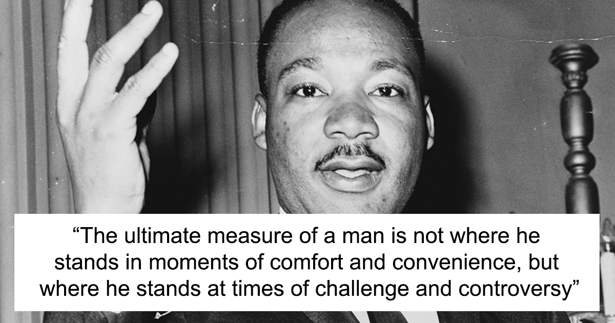 69 Powerful And Timeless Quotes By Martin Luther King Jr.