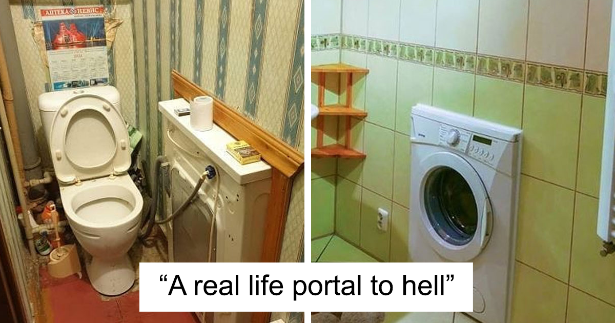 70 Of The Most Problematic Interior Design Examples Shared On This Instagram Page