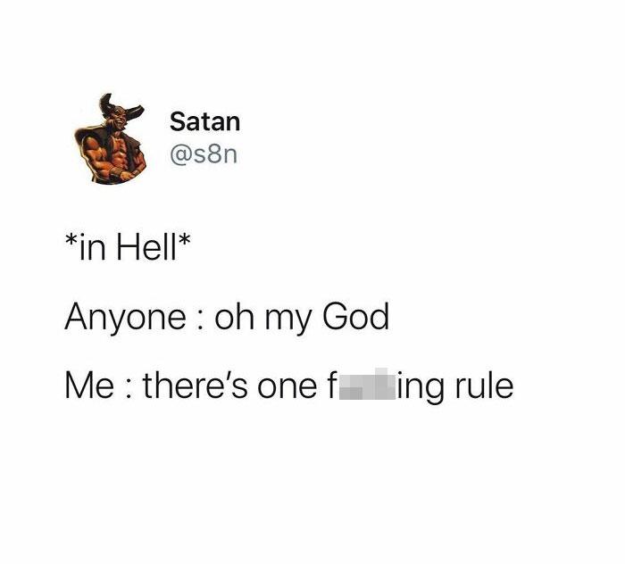 Devil Twitter
