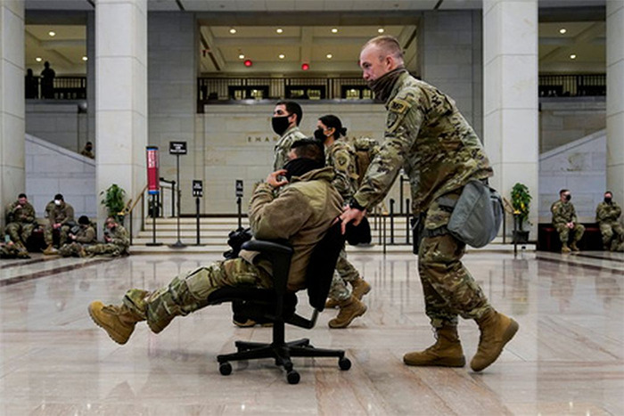 Security-National-Guard-Capitol-Impeachment-Insurrection