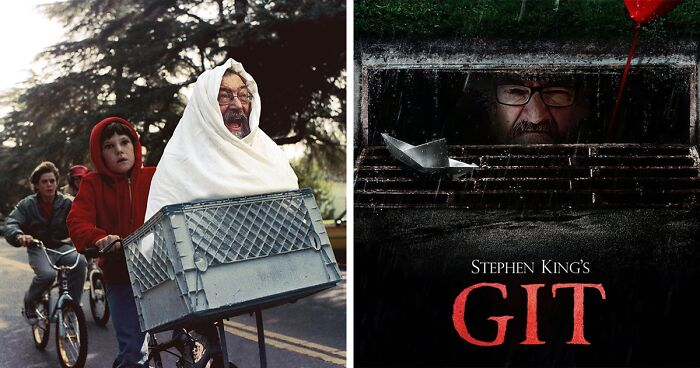 Son Photoshops His Dad Into Movie Scenes And Other Unusual Scenarios And The Result Is Hilarious (99 Pics)
