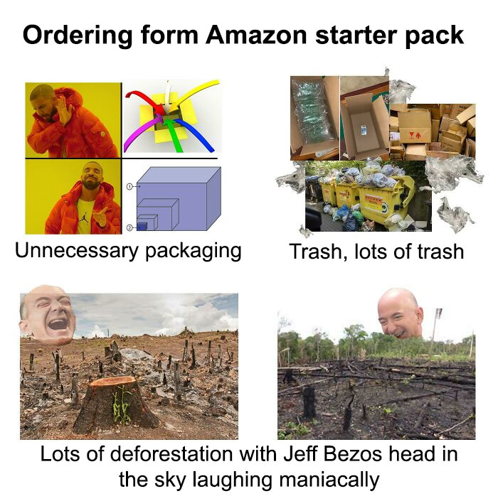 Ordering From Amazon Starter Pack