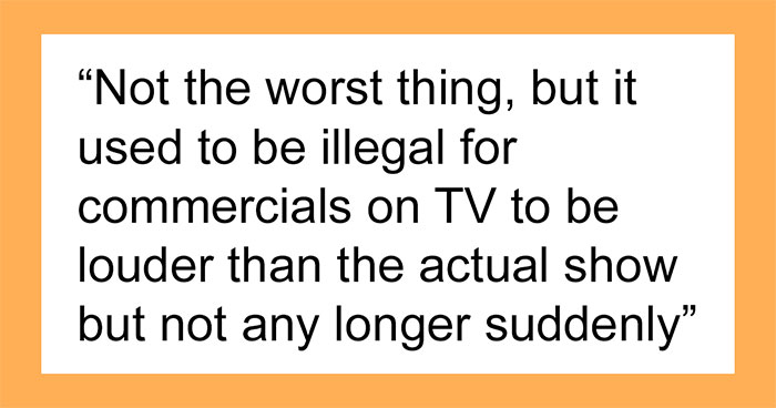 40 Worst Things That Are Legal, Discussed In This Online Group