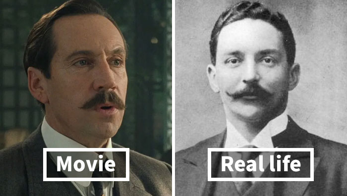 Despite The Facts, The Movie Version Created A Villain Out Of The Director Of The Titanic's Company