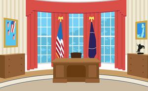 Guía ilustrada de la decoración del Despacho Oval según los últimos 6 presidentes de EEUU
