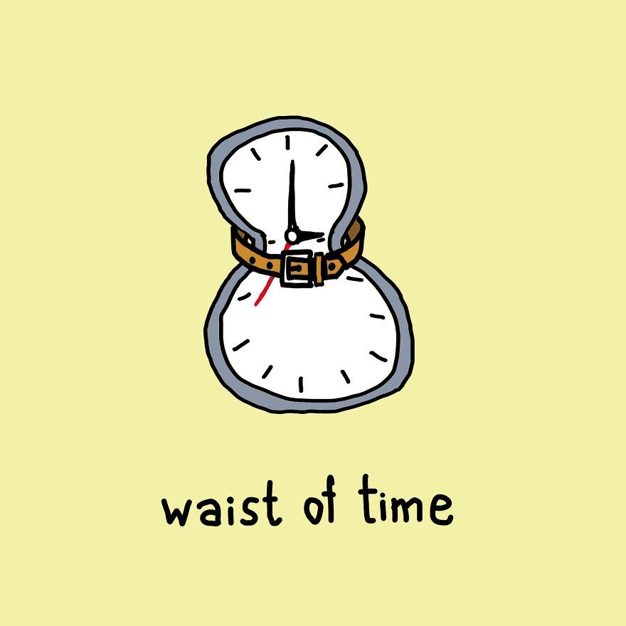 Waist Of Time