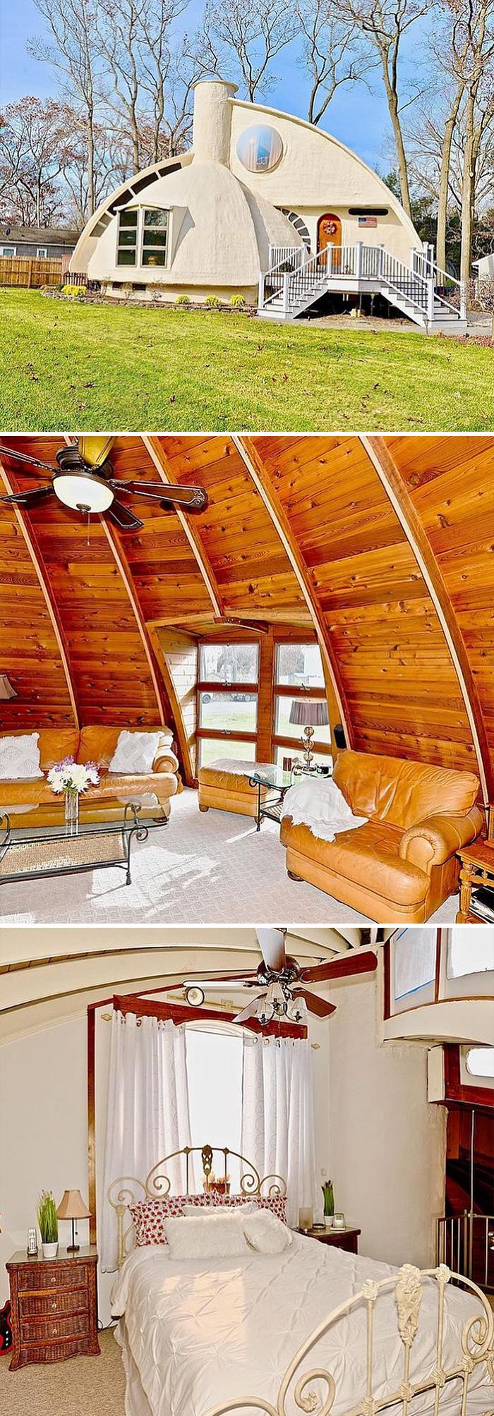 The Mushroom House II. $295,000