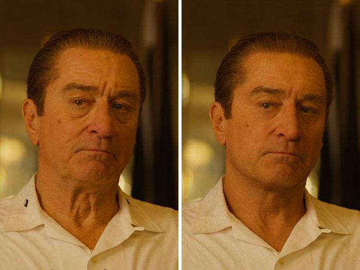 Robert De Niro In 'Irishman' (2019)