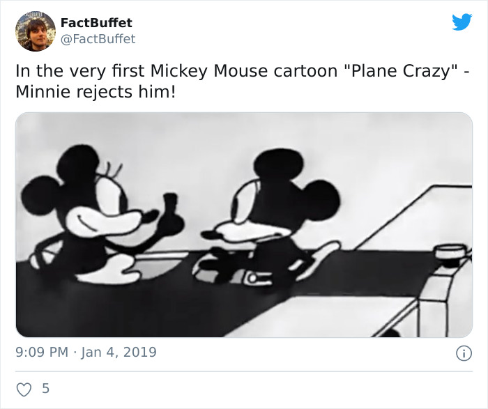 I Tweeted Some Magical And Mind-Blowing Facts About Disney Movies (21 Pics)