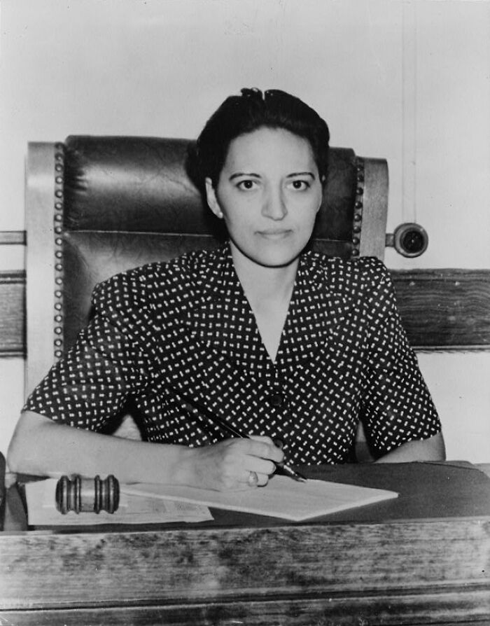 Jane Bolin - The First Black Judge In The US