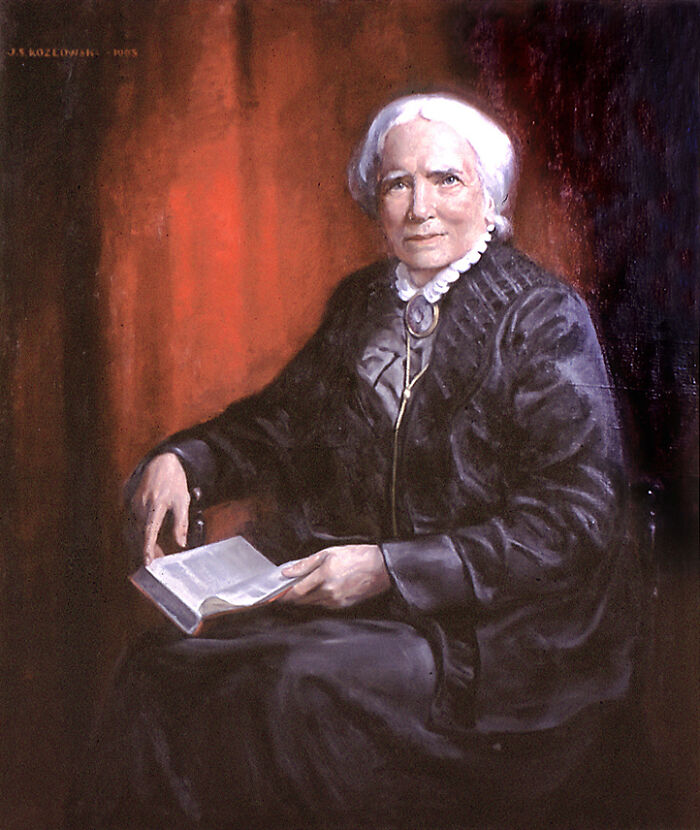 Til Elizabeth Blackwell Became The First Woman To Be Accepted At A Medical School In The Us, Because The Students Thought Her Application Was A Prank From A Rival School And Voted To Let Her Attend