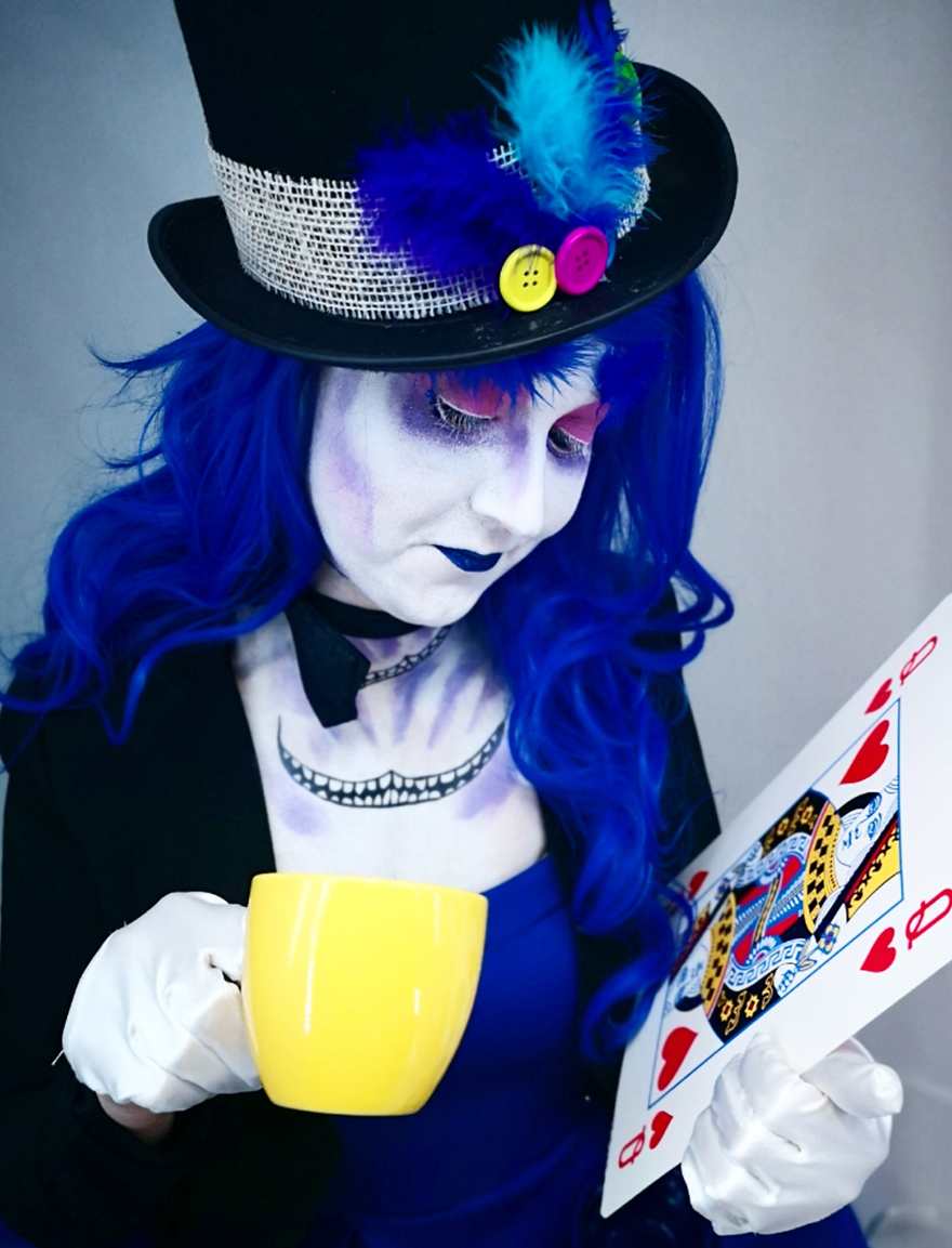 2019 March - Alice In Wonderland
