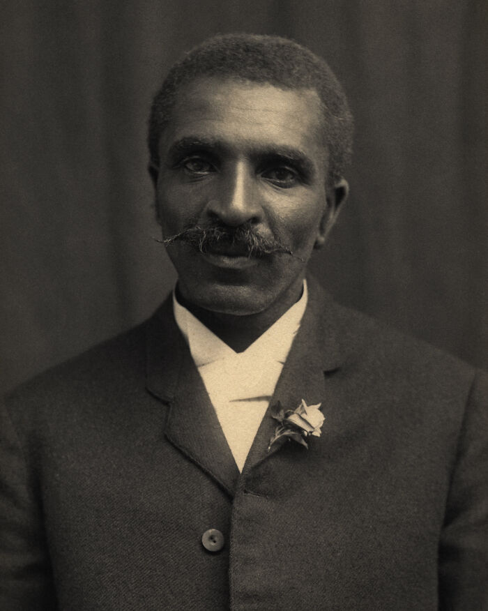 George Washington Carver - The First African American To Earn A Bachelor Of Science Degree