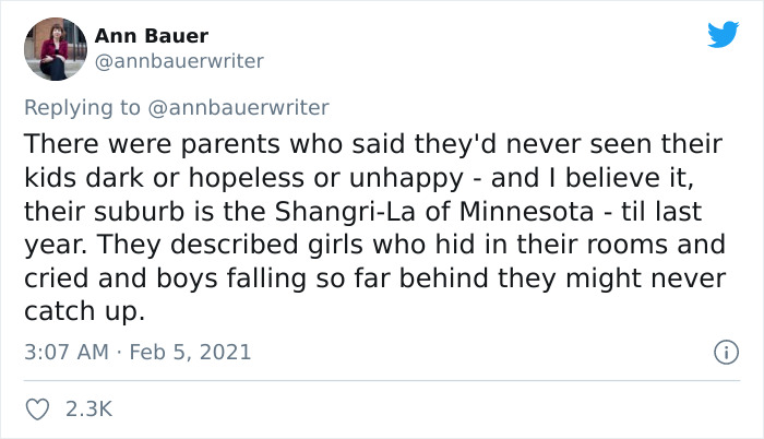 Twitter Thread Detailing Zoom Conference Between Minnesota Parents Underlines Negative Effects Virtual Learning Has On Families