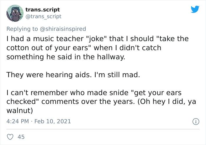 Unnecessarily-Ableist-Thing-Teacher-Did-Thread