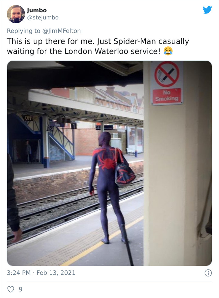 Weird-Things-People-Saw-Commuting