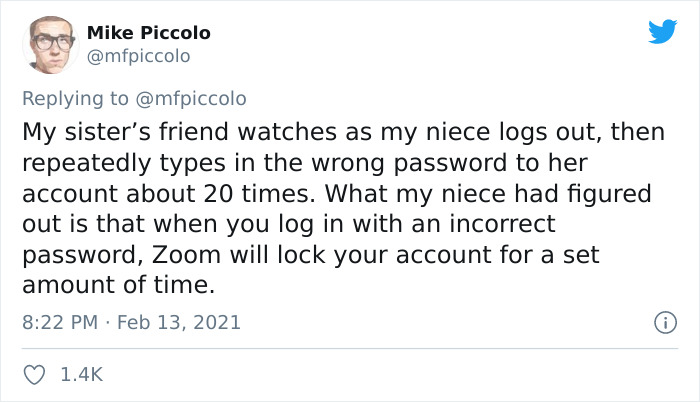 Kid Finds A Way To Trick Everyone Into Believing That Her Zoom Isn't Working And Skips Online School For 3 Weeks
