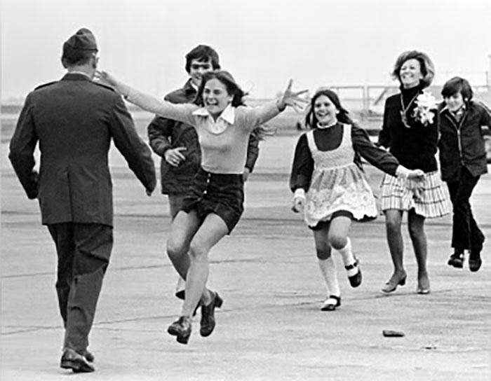 1974 Estallido de alegría