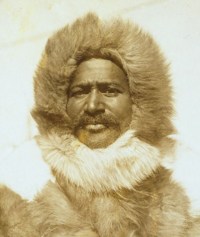 Matthew Henson - One Of The First Two People To Ever Reach The North Pole