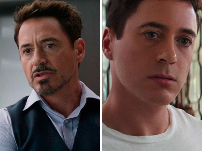 Robert Downey Jr. In 'Captain America: Civil War' (2016)