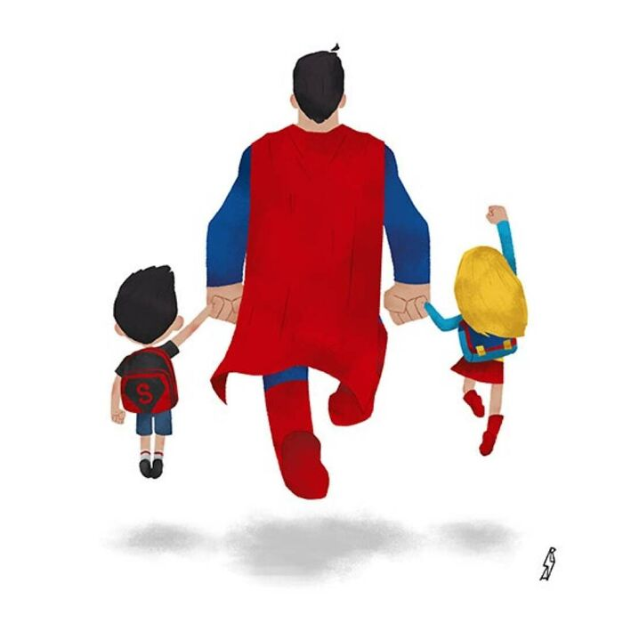 Superman (Super Family)