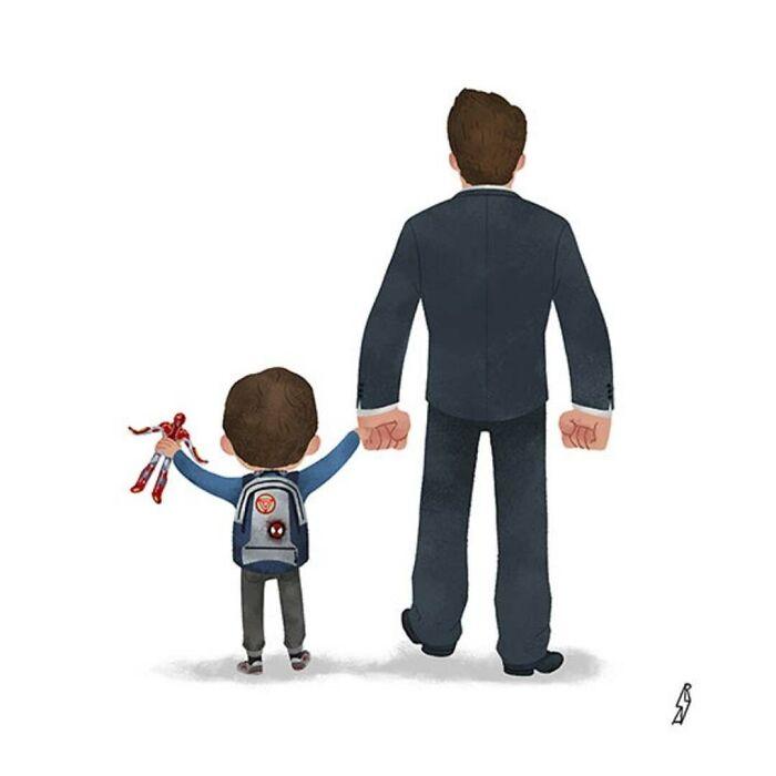 Marvel (Stark Family)