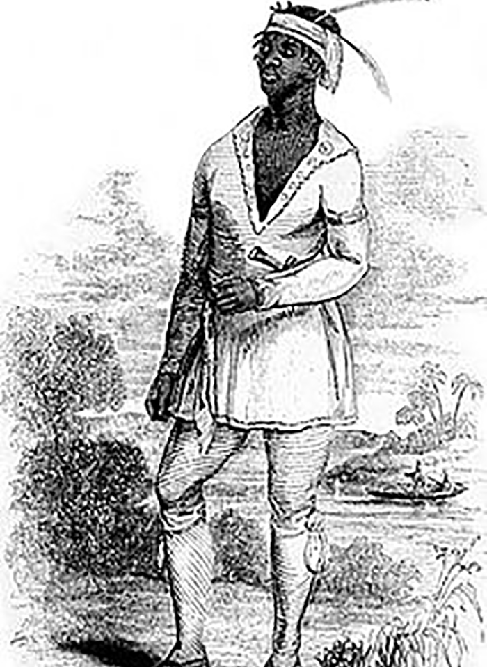 John Horse - Fought For The Freedom Of The Seminole People