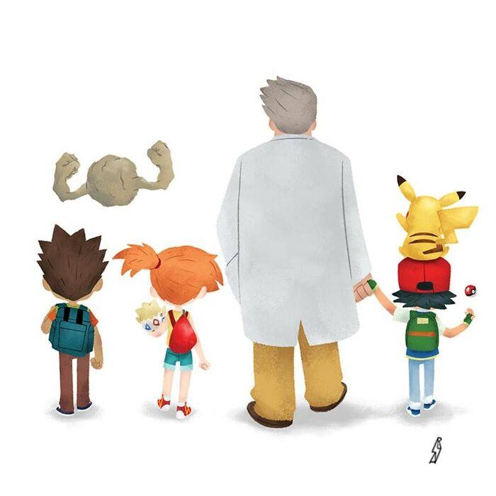 Pokemon (Pocket Family)