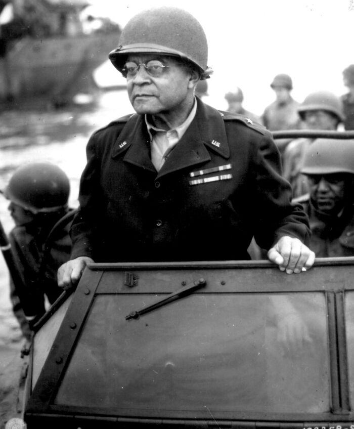 Benjamin O. Davis Sr. - The US' First Black General