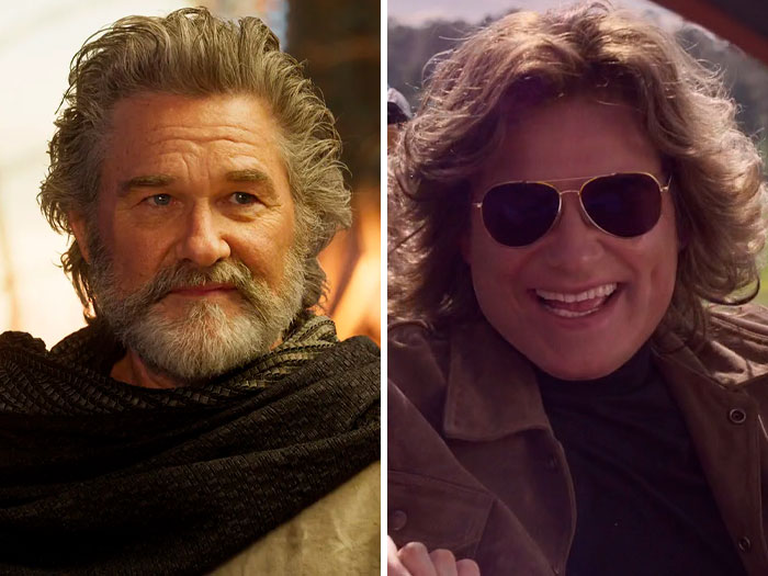 Kurt Russell In 'Guardians Of The Galaxy' (2017)