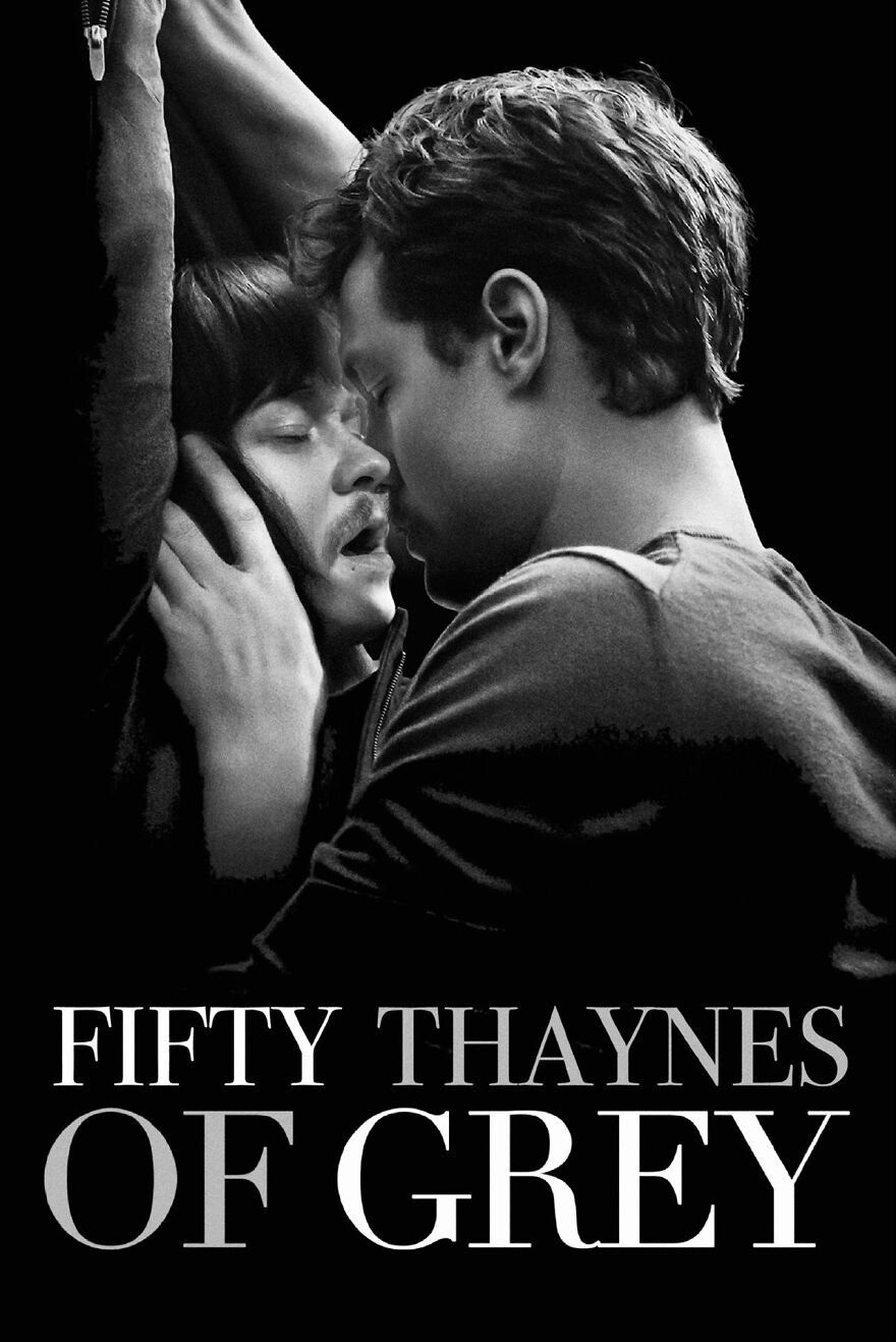 Fifty Thaynes Of Grey