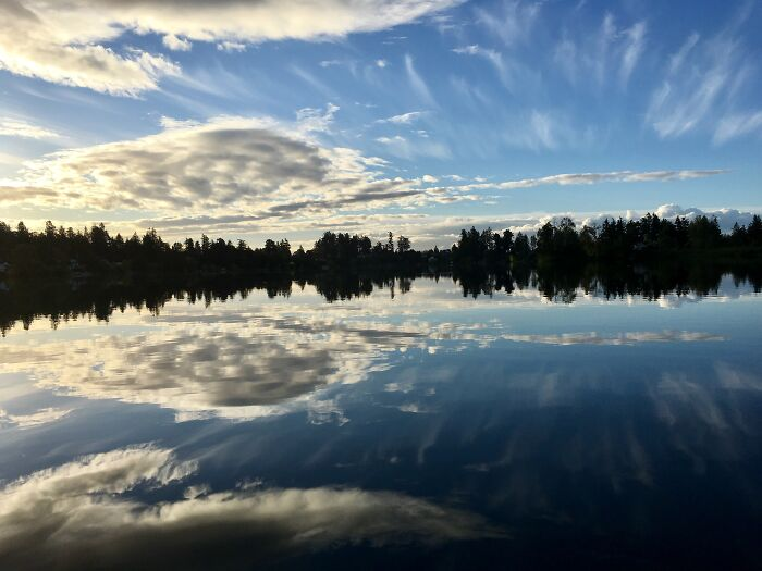 Sunrise Reflections, British Columbia