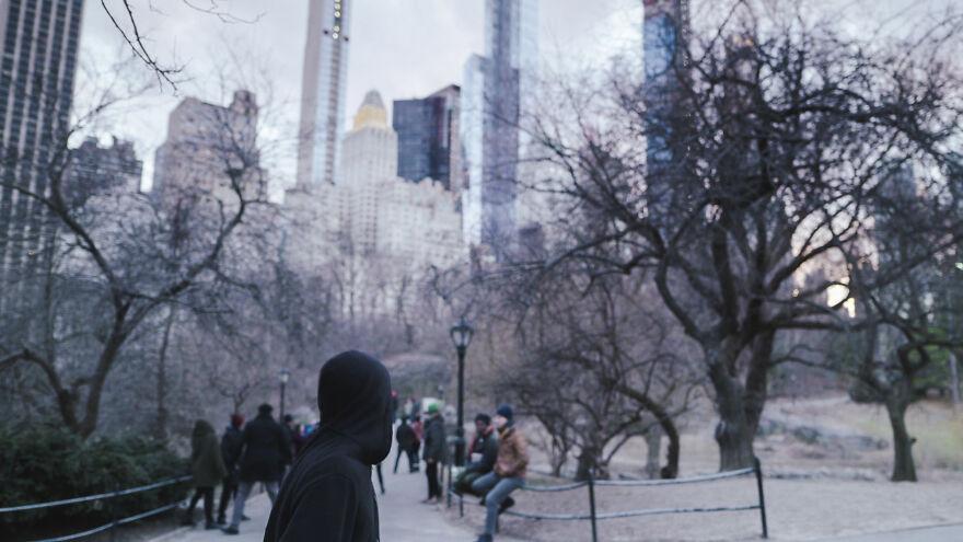 I Took Street Photography From Mr. Robot's Season 4