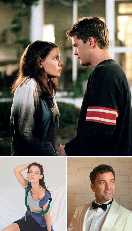 Dawson Crece, Pacey y Joey, (Katie Holmes y Joshua Jackson)