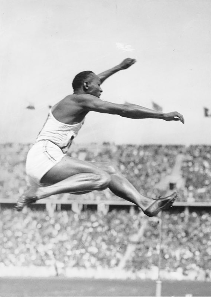 Jesse Owens - Track And Field Athlete Who Set 3 World Records