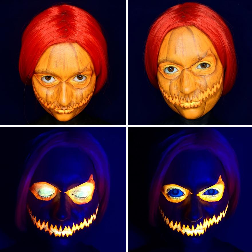 2019 October - Pumpkin Head