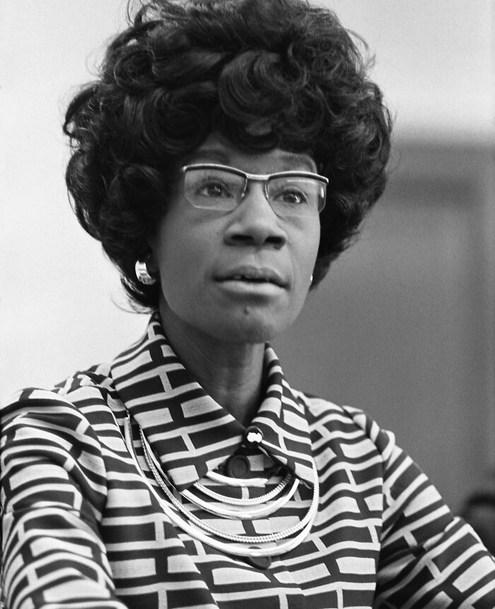 Shirley Chisholm - The First Black Woman To Be Elected To The United States Congress