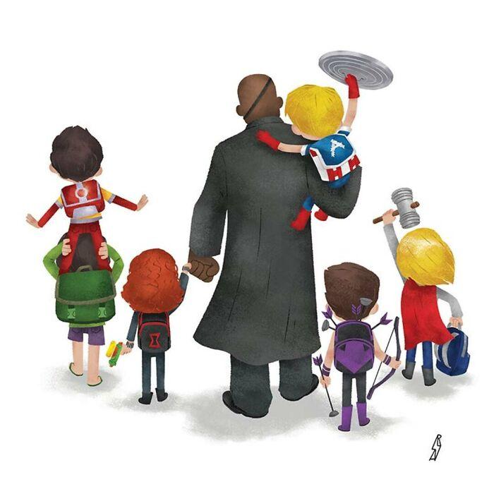 Avengers (Family Assemble)