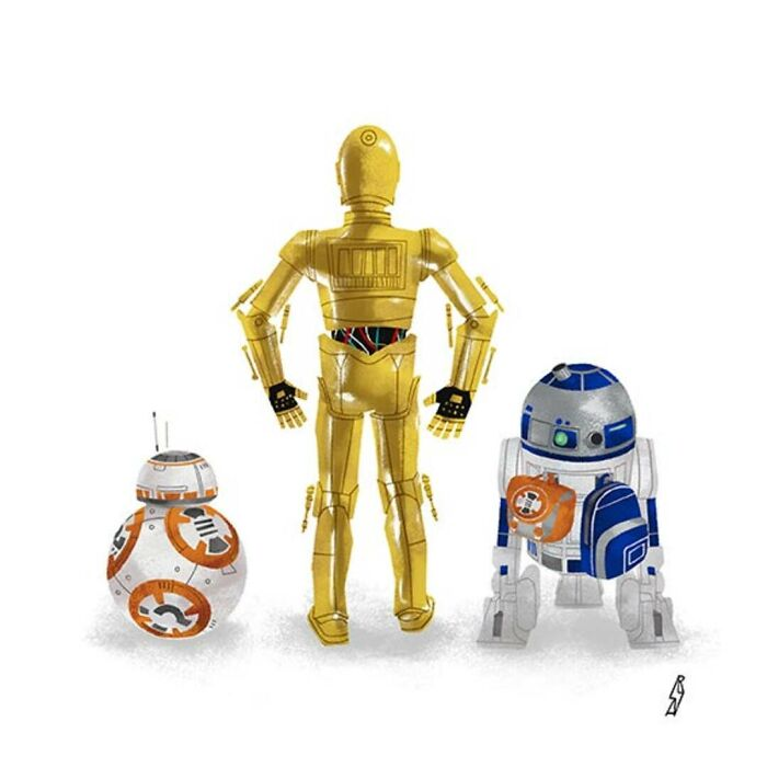 Star Wars (Droids Family)