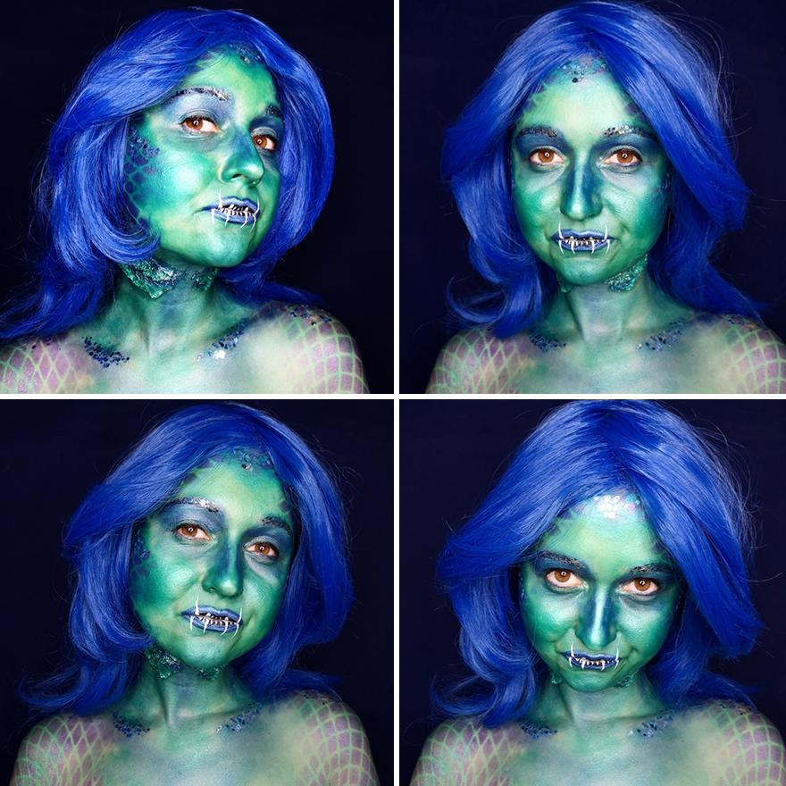 2019 October - Mermaid