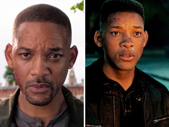 Will Smith In 'Gemini' (2019)