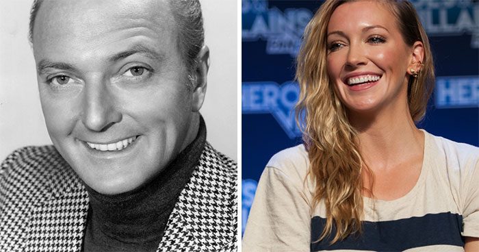 Jack Cassidy And Katie Cassidy