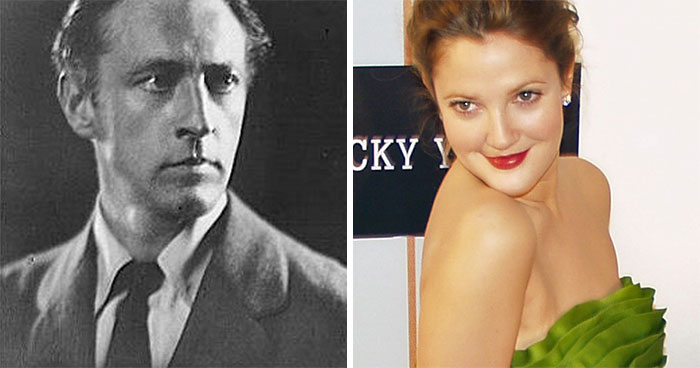 John Barrymore And Drew Barrymore
