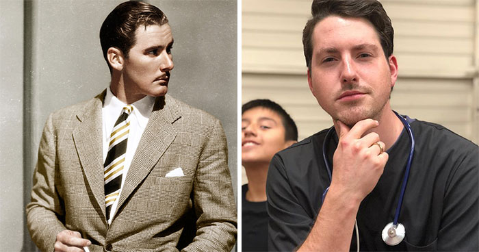 Errol Flynn And Sean Flynn