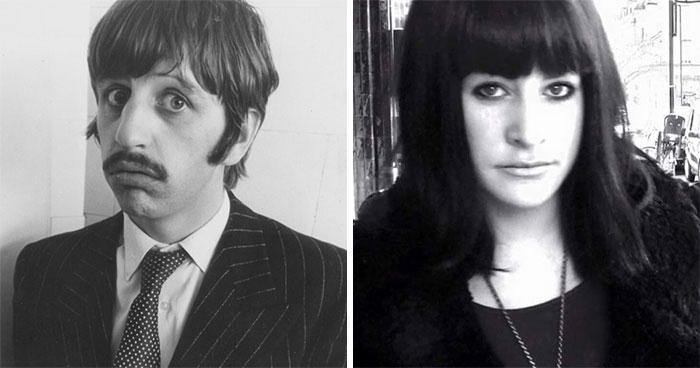 Ringo Starr And Tatia Starkey