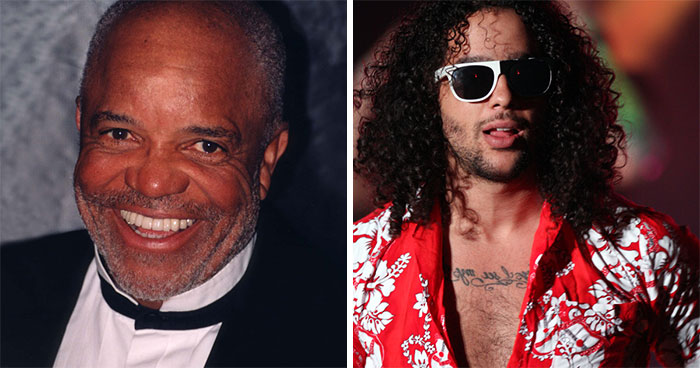 Berry Gordy And Sky Blu
